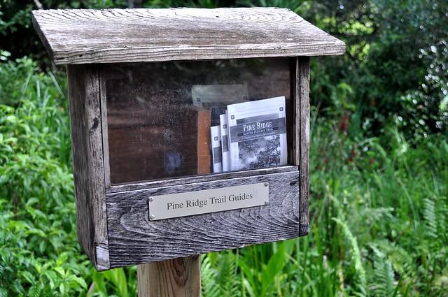 Box of Pine Ridge Trail Guides