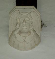 corbel angel (19th Century)