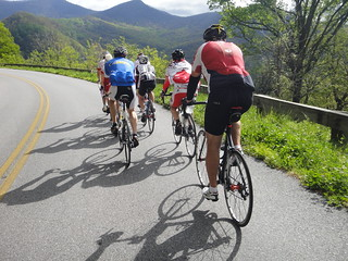 Along the Blue Ridge Parkway   by Brampton Cyclist