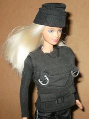 Nikita in toboggan hat