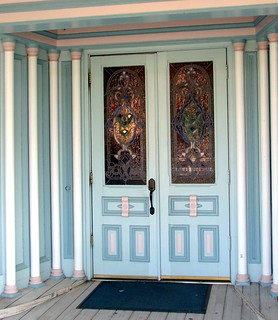 Edwards Mansion, Front Door, Redlands, CA 5-2012 | by inkknife_2000 (10.5 million + views)