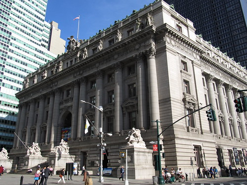 Alexander Hamilton U.S. Custom House, Manhattan, New York | by Ken Lund