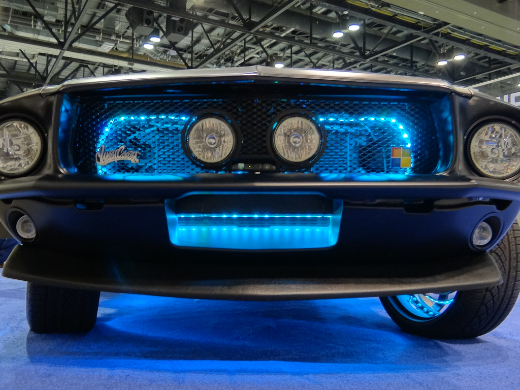 West Coast Customs Mustang with Windows 4 | Brent Ozar | Flickr