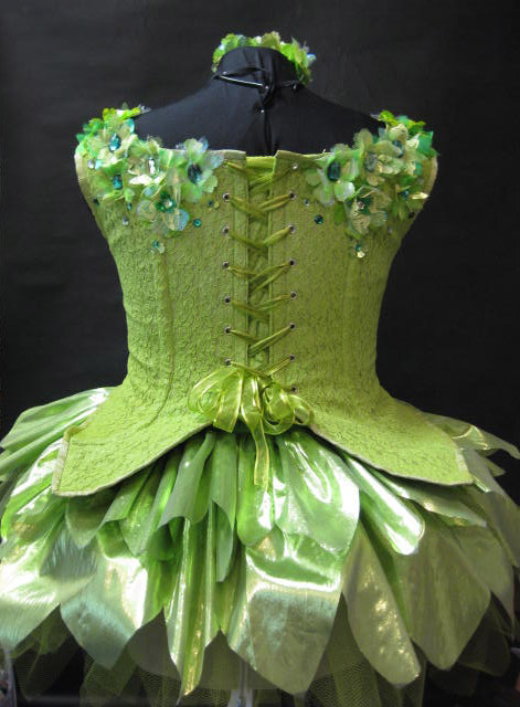 quite nice factory authentic dirt cheap plus size tinkerbell costume back | Raven | Flickr