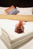 瓊林110號民宿(樓仔下民宿)床被單