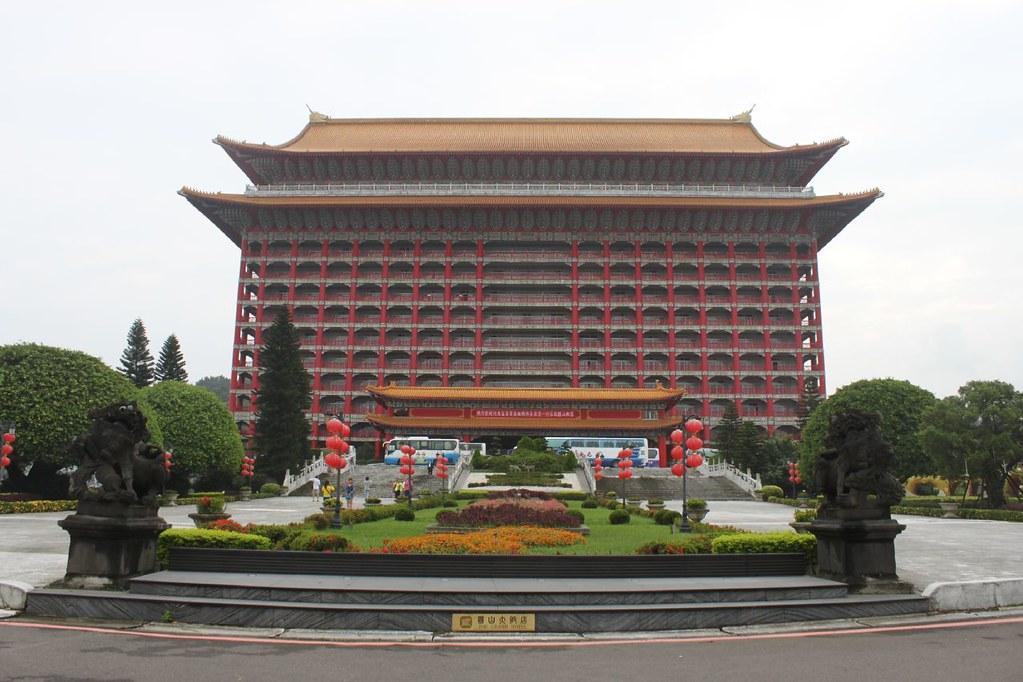 中国 台湾 台北 圆山饭店 The Grand Hotel Taipei Taiwan China 2 Flickr