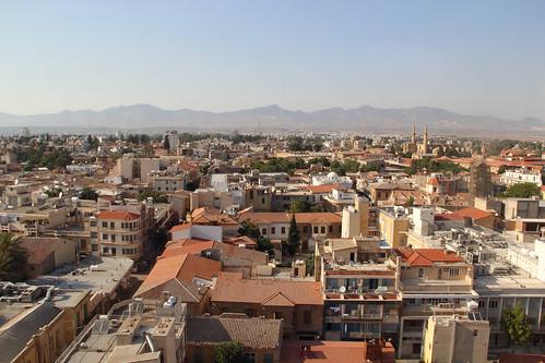Lefkoşa cityscape | by antaldaniel