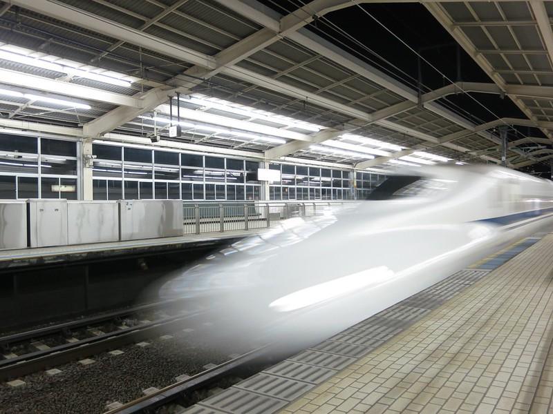 新幹線 Sinkansen