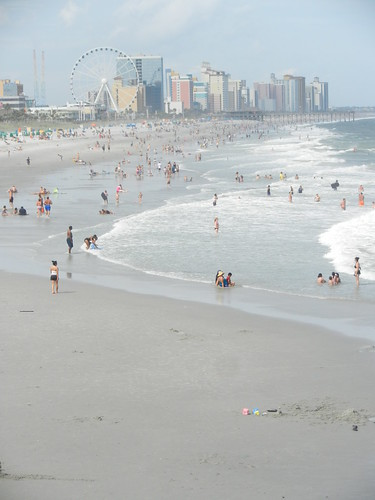 beach myrtlebeach 2012