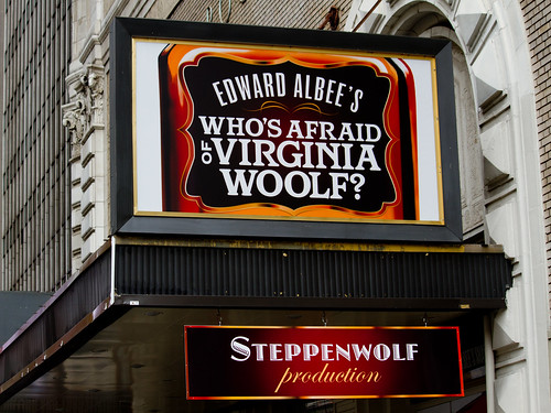 Who's Afraid of Virginia Woolf? @ the Booth Theatre on Broadway