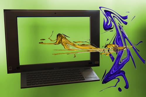 Abstracto virtual