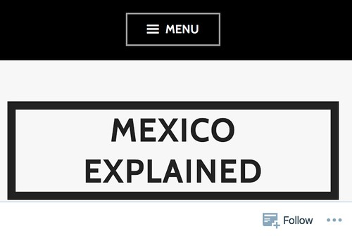 Mexico Explained | by planeta