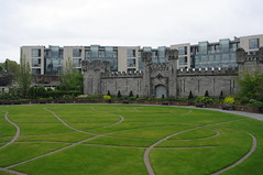 Dublin Castle field