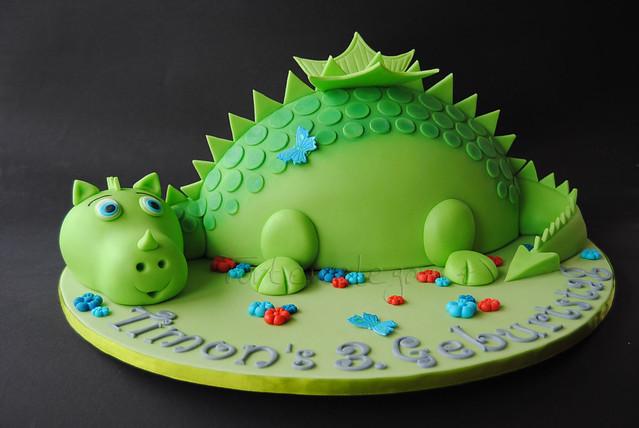 Timon´s Drachen Torte