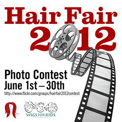 Hair Fair Photo Contest Signage by SasyScarborough