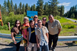 Our group at Spokane, WA | by RunawayJuno