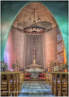 Llantarnam Abbey Chapel