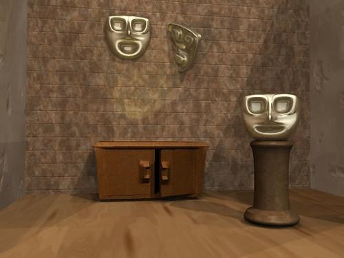Oscar the Mask | by aidans pics