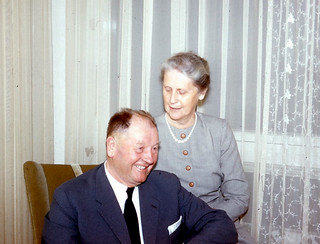 Ljungby - Vera Heiling and Husband (1958)