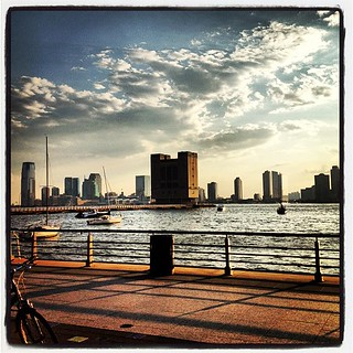 Holland Tunnel and Jersey City | by ceonyc