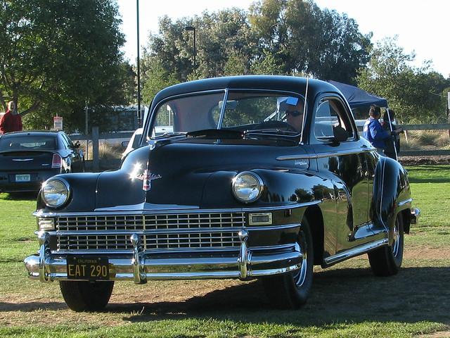 1948 Chrysler Windsor Coupe 1