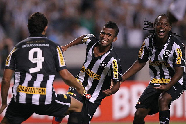 BRASILEIRO 2012/BOTAFOGO X BAHIA