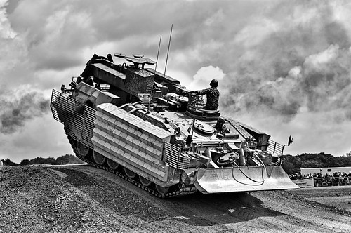 CRARRV - Challenger Recovery Vehicle