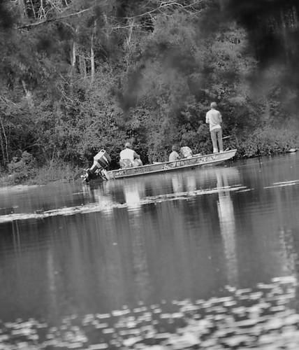lake river fishing louisiana