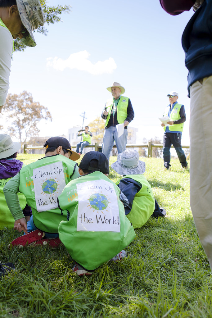 Clean Up the World Day copyright Rosie Nicolai