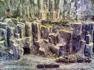 Slate Trains at Ravens Rock Quarry | by Man of Yorkshire