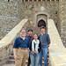 Castello di Amorosa Winery, Napa Valley, California, USA by jimg944