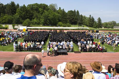2012 St. Olaf Graduating Class