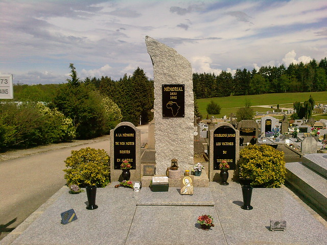 Memorial for the Algerian War