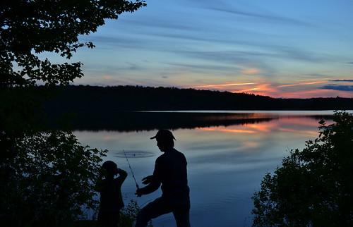 sunset tobyhannastatepapark