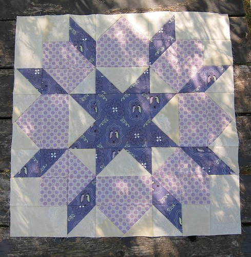 P & B Swoon Block 8 | by Everyday Fray