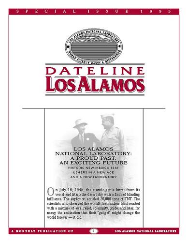 Dateline Los Alamos Special Issue 1995