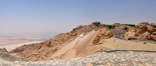 Dubai 2012 – View from the Hafeet Mountain | by Michiel2005