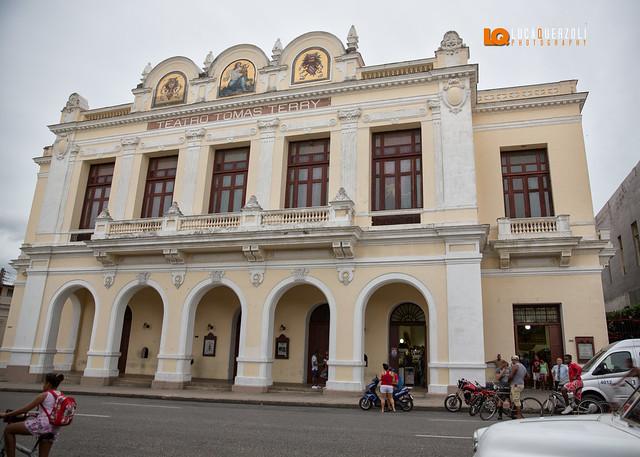 Teatro Tomás Terry Cienfuegos