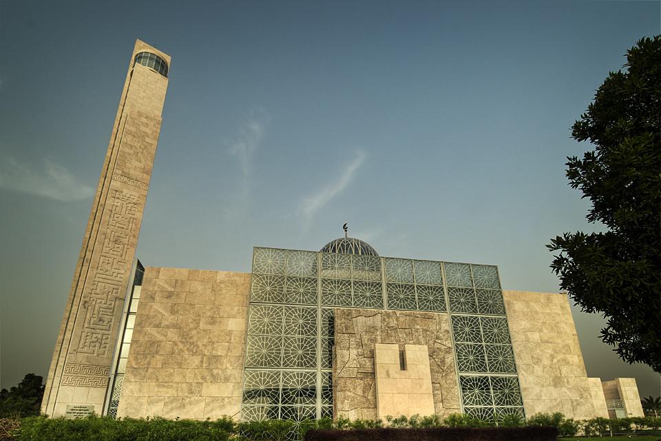Abdul Rahman Sadik Mosque | As those of you living in Dubai … | Flickr