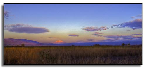 clouds sunrise washington mountadams yakimavalley phato toppenishridge justlivingfarm