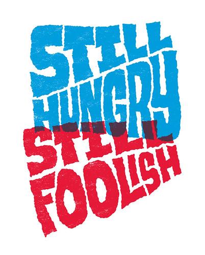 1090 20120425 Still Hungry Still Foolish   by Chris Piascik