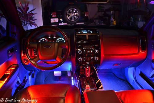 Custom Interior Lighting