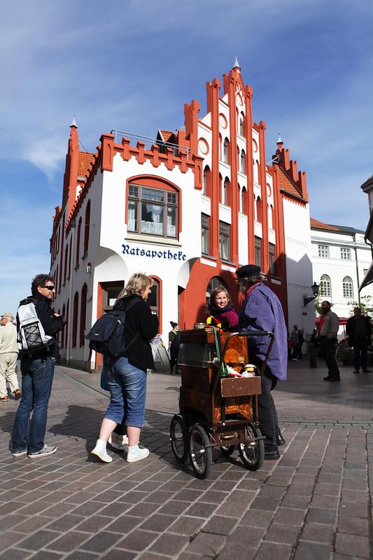 Wismar // Ostsee // 2012