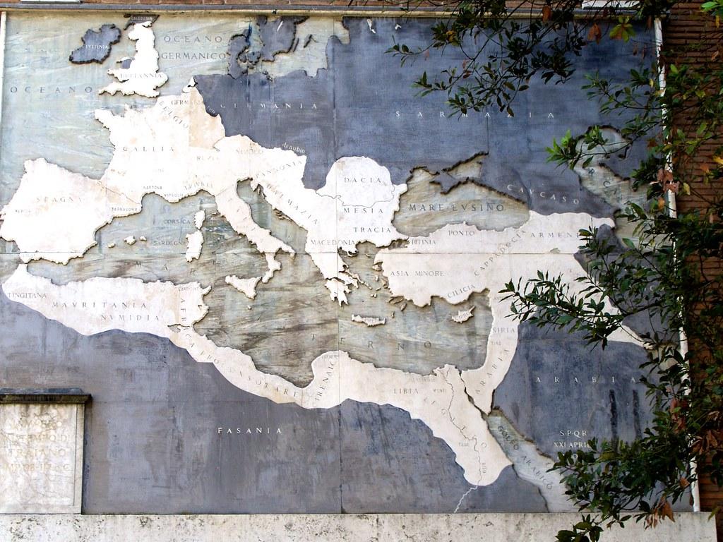 Rome Coliseum The Roman Empire 117 Ad Jens Krueger