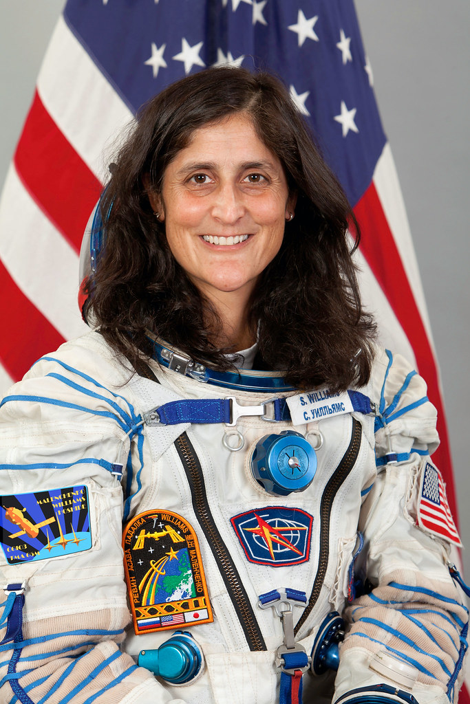 Get Free Credit Report >> NASA Astronaut Sunita Williams | JSC2012-E-096296 (22 Feb ...