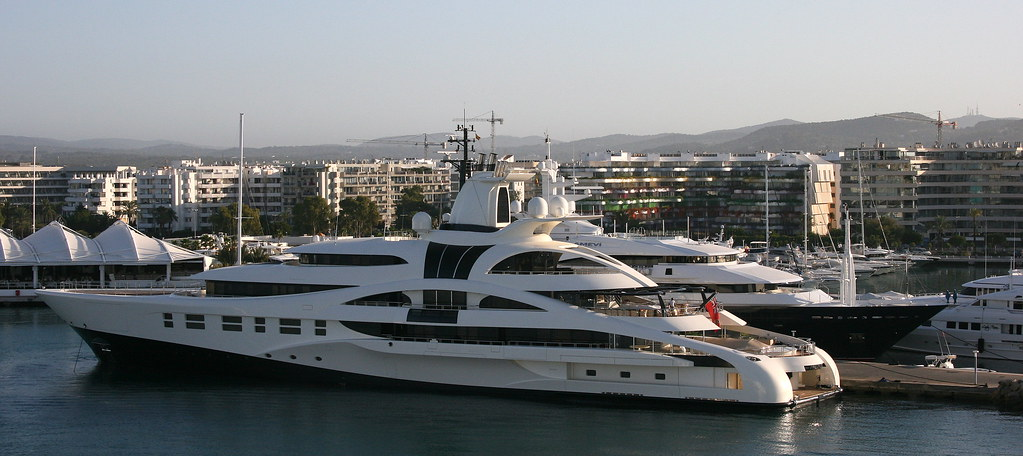 Palladium megayacht @ Marina Ibiza