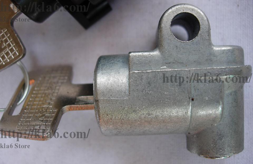 Kawasaki Kunci Set / Lock Set