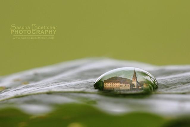 Neckargemünd in a Drop