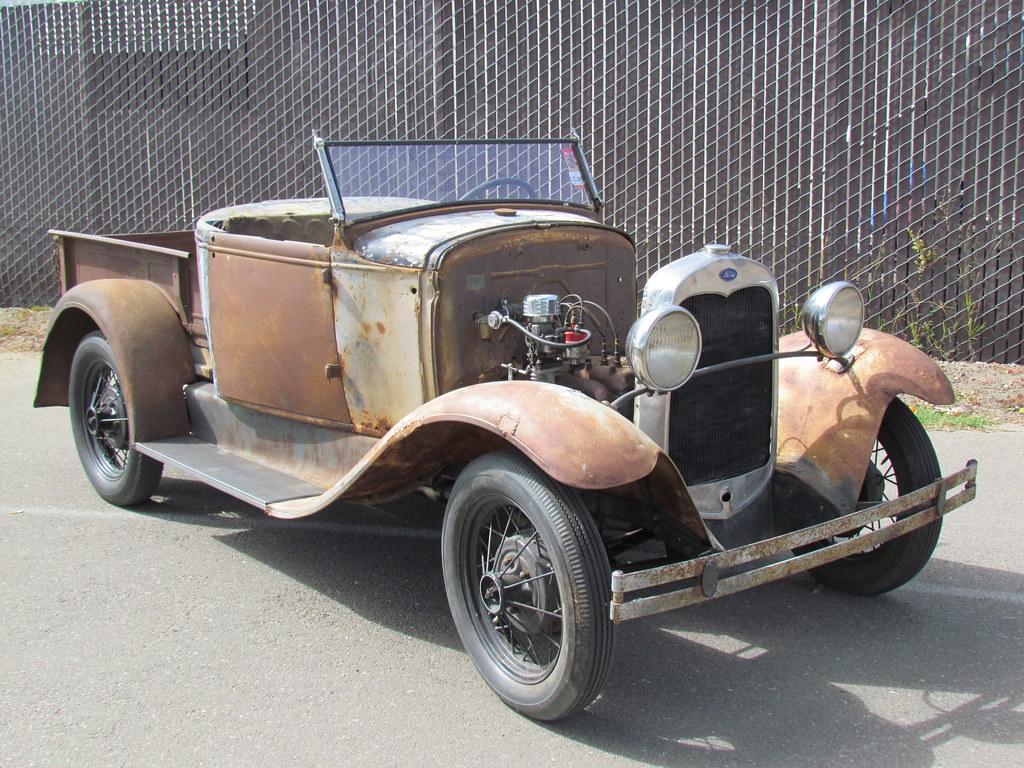 1931 Ford Roadster Pickup Peter Slo Meng Atascadero Ca Flickr