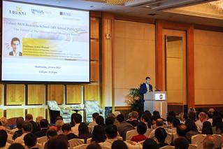 Tolani-NUS Business School-LKY School Public Lecture, 13 June 2012